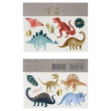 Dinosaur Kingdom Large Tattoos from Meri Meri :: Baby Bottega