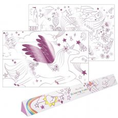 Unicorn Colouring Posters from Meri Meri :: Baby Bottega