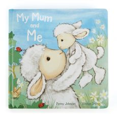 My Mum And Me Book, a storybook from Jellycat :: Baby Bottega