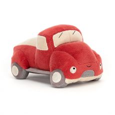 Wizzi Truck plush toy from Jellycat :: Available at Baby Bottega