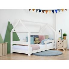 Lucky a Montessori styled house bed from Benlemi Available at Baby Bottega