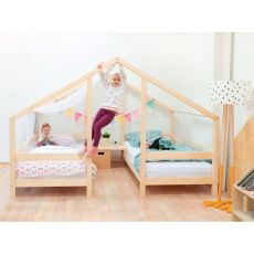 VILLY, a Montessori styled bed, 90 x 200 cm, from Benlemi :: Baby Bottega