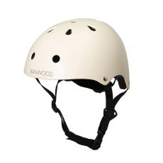 Helmet, cream in the Bonton collection from Banwood | Available at Baby Bottega
