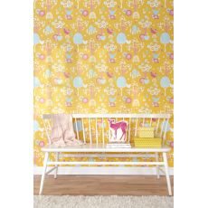 Cherry Valley Wallpaper Yellow