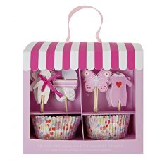 Set per Cupcakes Baby Girl Shop