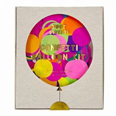 Toot Sweet Confetti Balloon Kit :: Meri Meri