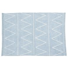 Hippy Soft Blue Rug