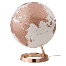 Lampada Mappamondo Copper