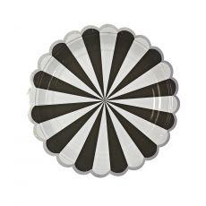 Toot Sweet Black Stripe Small Plates