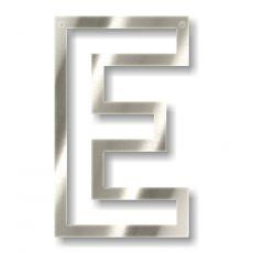 Silver E Acrylic Bunting from Meri Meri :: Baby Bottega