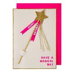 Magic Wand Card