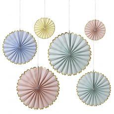 Toot Sweet Pastel Pinwheels