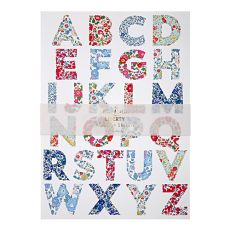 Liberty Large Alphabet Stickers