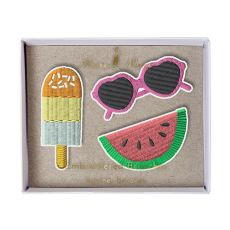 Summertime Brooches from the Meri Meri Collection