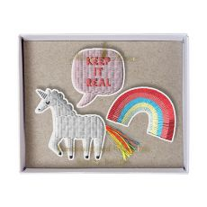 Unicorn Brooches from Meri Meri :: Baby Bottega