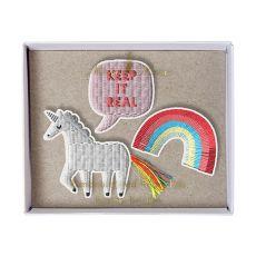 Unicorn Brooches from Meri Meri :: Baby Bottega