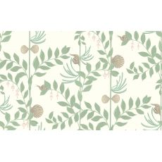 Carta da Parati Secret Garden Misty Sage Green