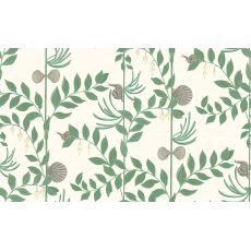 Secret Garden Wallpaper Emerald Green