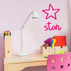 Star Wall Sticker