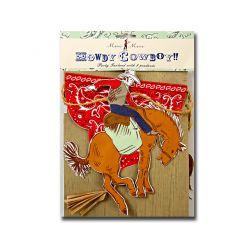 Howdy Cowboy Garland