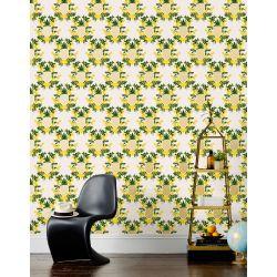 Pineapple Yellow Wallpaper