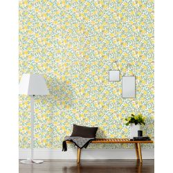 Rosa Yellow Wallpaper