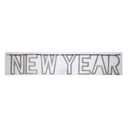 New Year Garland