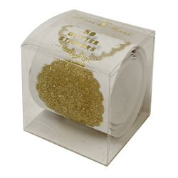 Gold Glitter Stickers from Meri Meri :: Baby Bottega