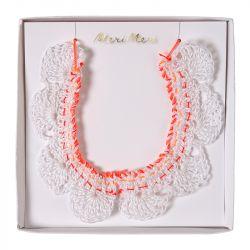 Crochet Collar Neckalce