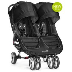 Passeggino Baby Jogger City Mini Double