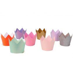 Corone con Glitter di Meri Meri :: acquista ora su Baby Bottega