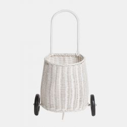 Luggy Basket in white from Olli Ella  :: Baby Bottega