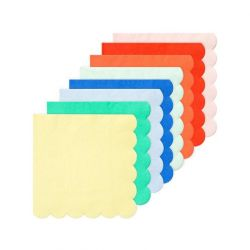 Party Palette small napkins from Meri Meri :: Baby Bottega
