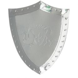 Shield Plate, the Dragon Knight Collection, from Meri Meri :: Baby Bottega
