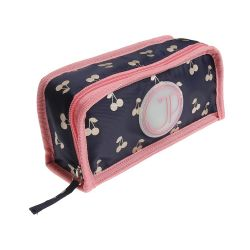 Pencil Box Cherry Pink :: Jeune Premier available at Baby Bottega