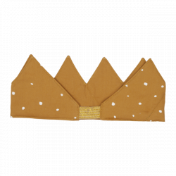 Crown, color Ochre, dress-up toys from Fabelab  :: Desgin Bottega