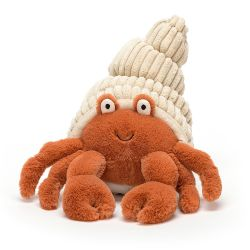 Herman Hermit :: Stuffed toys :: Jellycat available at Baby Bottega