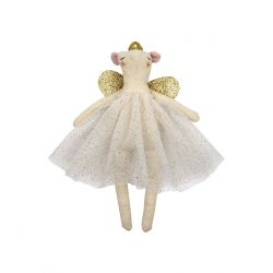 Fairy Mouse, Christmas Tree Decoration from Meri Meri
