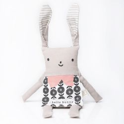 Organic Bear Flippy Friend, un peluche di Wee Gallery :: Design Bottega