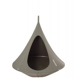 Tenda sospesa in colore taupe da Cacoon World Bebo :: Baby Bottega