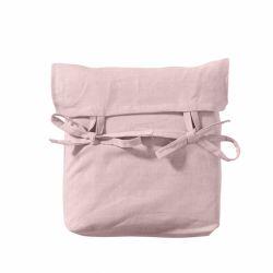 Tende, per il letto Wood mini +  in colore rose di Oliver Furniture :: Baby Bottega