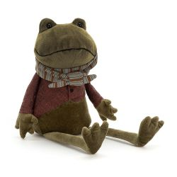 Riverside Rambler Frog from Jellycat :: Baby Bottega
