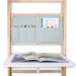 Tavola & scrivania per spalliera da Kaos :: Baby Bottega