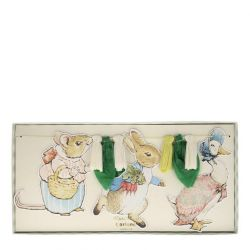Peter Rabbit™ & Friends Garland from Meri Meri :: Baby Bottega