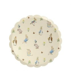 Peter Rabbit™ & Friends Side Plates from Meri Meri :: Baby Bottega