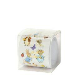 Peter Rabbit & Friends  Mini Sticker Roll from Meri Meri :: Baby Bottega