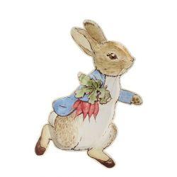 Peter Rabbit Piatti di Meri Meri :: Baby Bottega