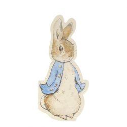 Peter Rabbit Napkins from Meri Meri :: Baby Bottega