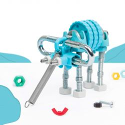 ElephantBit Animal Kit from The Offbits :: Baby Bottega