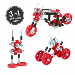 Chopper Bit Vehicle Kit di The Off Bits :: acquista su Baby Bottega